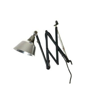 "50's ""MIDGARD"" SCISSOR LAMP made in GERMANY"