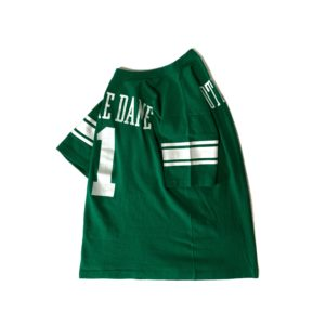 """[MINT] 70's """"CHAMPION"""" FOOTBALL TEE made in USA (LARGE)"""