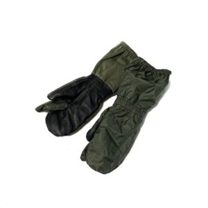 """[DEADSTOCK] 90's """"FRENCH ARMY"""" TRIGGER MITTEN"""