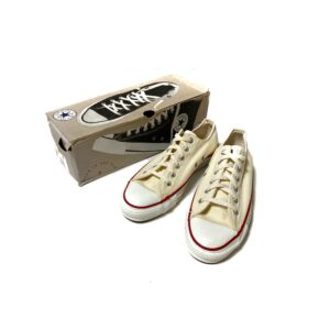 """[DEADSTOCK] 90's """"CONVERSE"""" ALL STAR made in USA (8)"""