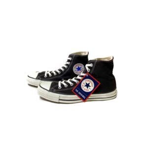 """[DEADSTOCK] 90's """"CONVERSE"""" ALL STAR HI made in USA (US8h)"""