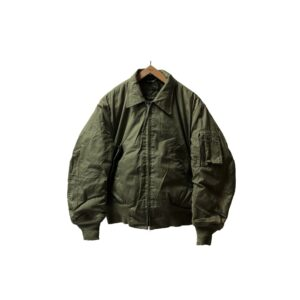 """80's """"US ARMY"""" COLD WEATHER NOMEX JKT (SMALL-SHORT)"""