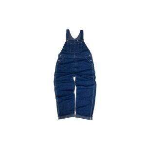 """70's """"MONTGOMERY WORD"""" DENIM OVERALL made in USA"""
