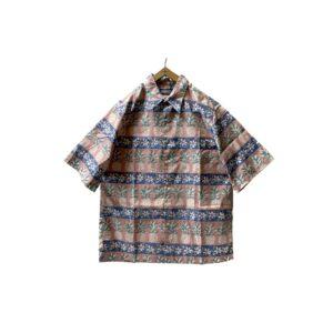 "[MINT] OLD ""REYN SPOONER"" PINEAPPLE WIDE SHIRTS made in HAWAII"