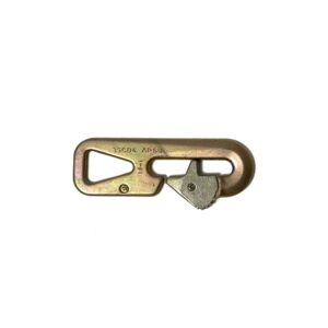 """""""FRENCH MILITARY"""" DOUBLE SAFETY CARABINER"""
