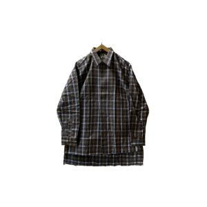"""[DEADSTOCK] 60's """"FRENCH VINTAGE"""" GRANDPA SHIRTS made in FRANCE"""