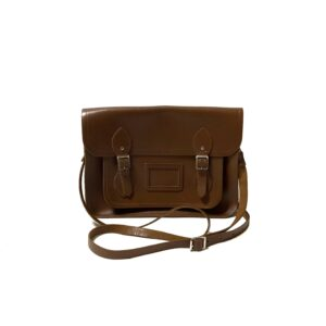 """""""THE CAMBRIDGE SATCHEL CO"""" TRADITIONAL SATCHEL BAG made in ENGLAND"""