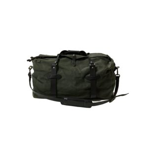 """[MINT] OLD """"FILSON"""" ALL WEATHER MEDIUM DUFFLE BAG made in USA"""