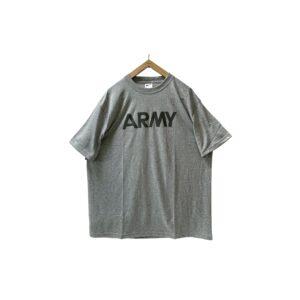 "[DEADSTOCK] 90's ""US ARMY"" IPFU TRAINING T-SHIRTS (XLARGE)"