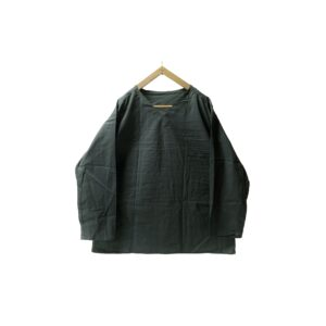 """[DEADSTOCK] 80's """"RUSSIAN ARMY"""" V-NECK SLEEPING SHIRTS (52)"""