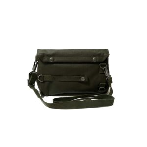 """[MINT] 70's """"SWISS ARMY"""" SHOULDER BAG WITH BACKPRINT"""