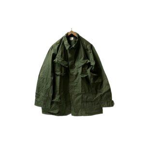 "[DEADSTOCK] 60's ""US ARMY"" JUNGLE FATIGUE JKT (L-R)"