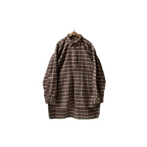 """〜60's """"FRENCH VINTAGE"""" GRANDPA SHIRTS WITH GUSSET"""