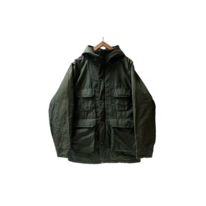 """80's """"WOOLRICH"""" 60/40 CLOTH MOUNTAIN PARKA made in USA"""