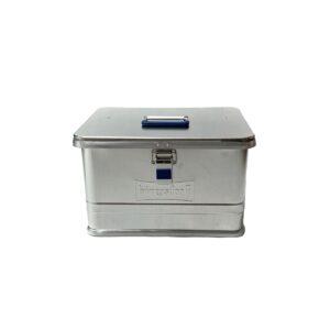 """[NEW] """"HUNERSDORFF"""" ALUMINIUM PROFI BOX made in GERMANY (30L)"""