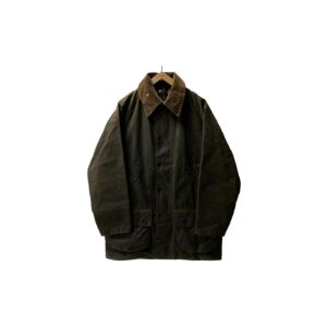 """[MINT] 90's BARBOUR / MOORLAND"""" OILED JKT made in ENGLAND (C38)"""