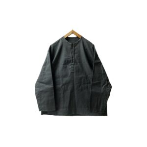 """[DEADSTOCK] """"RUSSIAN ARMY"""" HENLEY NECK SLEEPING SHIRTS (54)"""