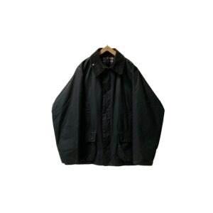 """[MINT] 90's """"BARBOUR / BEDALE"""" OILED JKT with HOOD made in ENGLAND (C40)"""