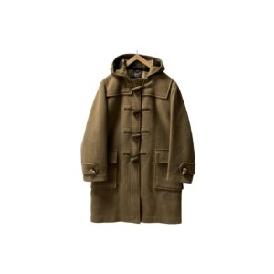 """70's """"GLOVERALL / ALEXANDER"""" DUFFLE COAT made in ENGLAND"""